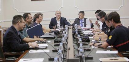 """Comissió 9 d'Octubre avisa a Delegación que si no separa las manifestaciones """"será responsable de las agresiones"""""""