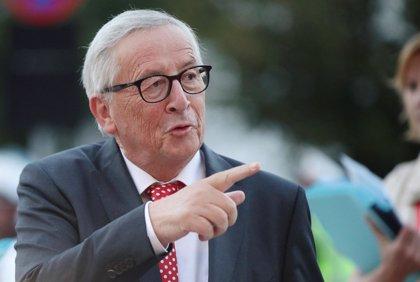 Juncker insta a decidir sanciones de la UE por mayoría cualificada y no por unanimidad