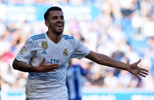 Dani Ceballos Alavés Real Madrid