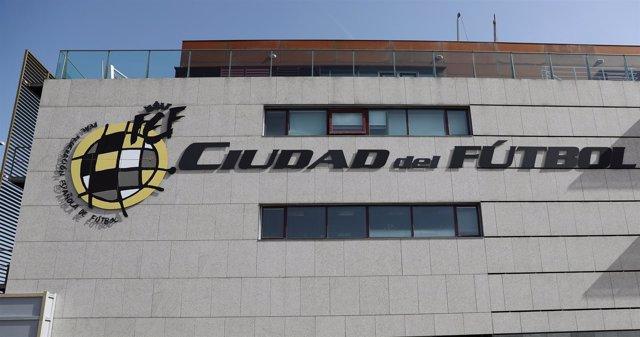 Ciudad del Fútbol de Las Rozas, selección española