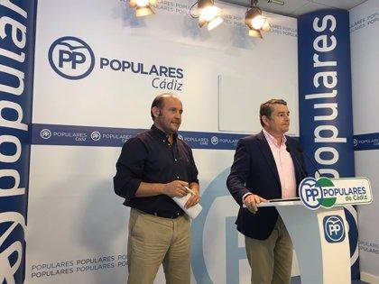 """Sanz dice que el PSOE """"vuelve a poner en riesgo los contratos de Navantia en el Parlamento europeo"""""""