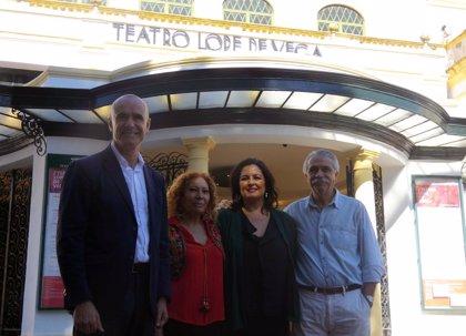 La compañía de María del Mar Moreno estrena la temporada del Teatro Lope de Vega de Sevilla con 'Medea', de Pilar Távora