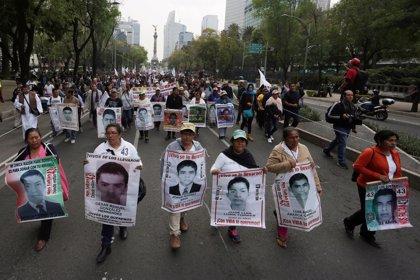 La Comisión Interamericana de DDHH investiga a México por los 43 desaparecidos de Ayotzinapa