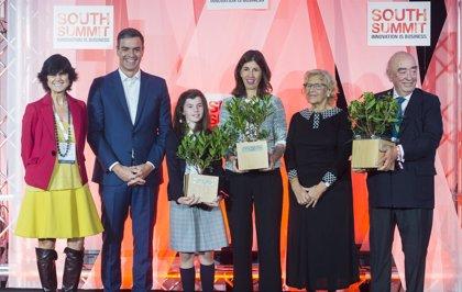 La española Amadix, ganadora del encuentro internacional de startups por su proyecto de detección de cáncer