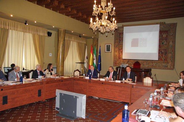 Pleno del Foro de los Consejos Sociales de las Universidades