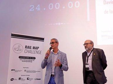 Arrenca la hackató 'Rail Map Challenge' per repensar el mapa ferroviari de l'àrea de Barcelona (GENERALITAT)
