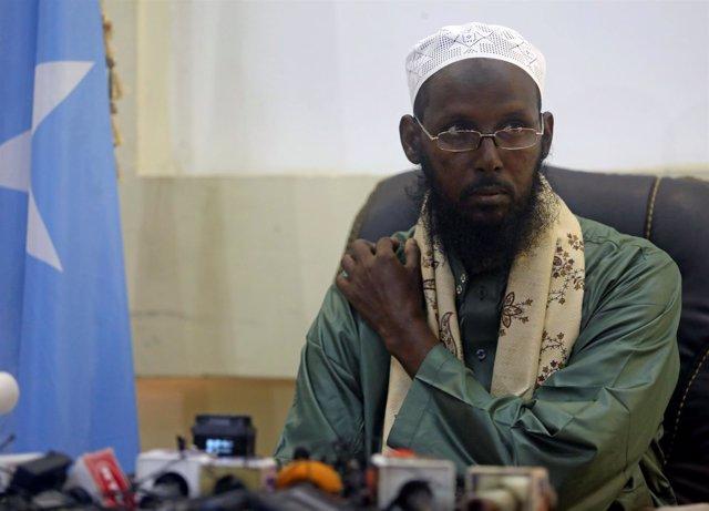 El ex alto cargo de Al Shabaab Mujtar Robow Abu Mansur