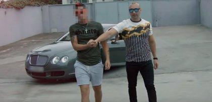 Investigan la aparición de uno de los cabecillas de un clan de narcotraficantes de La Línea (Cádiz) en un vídeo musical