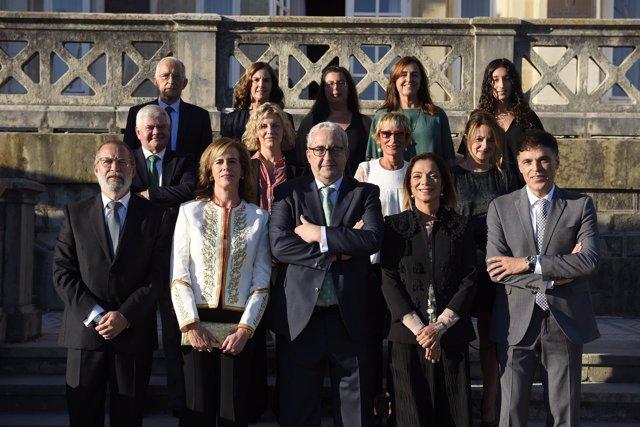 Nueva junta directiva del Colegio de Médicos de Cantabria