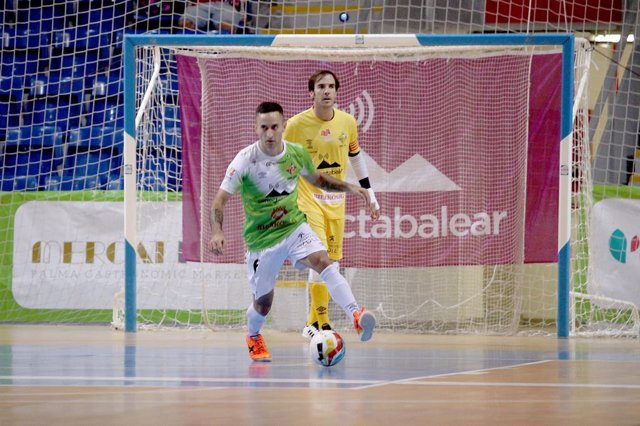 Palma Futsal en Son Moix