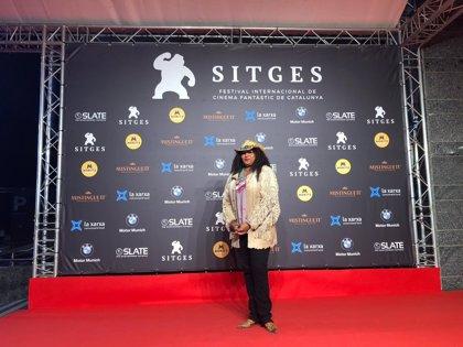 """Pam Grier asegura en el Festival de Sitges: """"Sin fans no hay actores"""""""