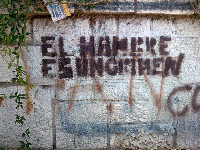 El hambre en Argentina