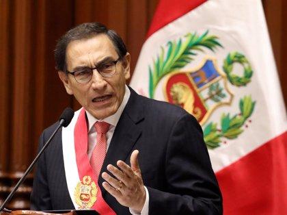 """Vizcarra se muestra """"muy satisfecho"""" con el paquete de reformas contra la corrupción aprobadas por el Congreso"""