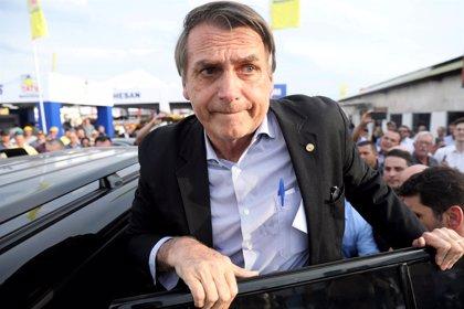 Bolsonaro insiste a sus seguidores para que le voten y así evitar una segunda vuelta en las presidenciales