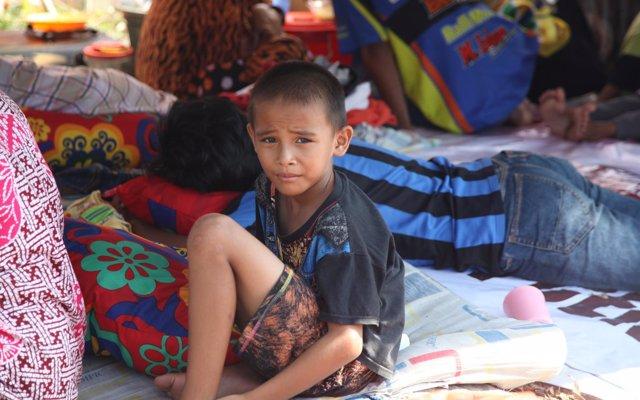 Diario de desesperación y esperanza de una cooperante tras el terremoto y el tsunami