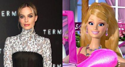 Warner quiere que Margot Robbie sea Barbie