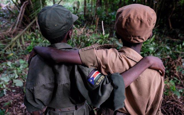 Infancia atacada: Seis violaciones graves contra los niños en tiempos de guerra