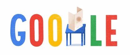 Google dedica un 'doodle' a las elecciones brasileñas de este domingo