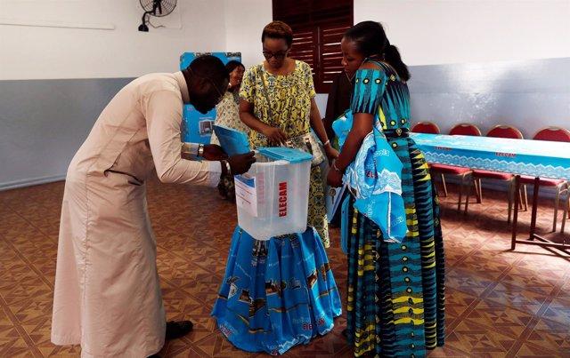 Elecciones presidenciales en Camerún