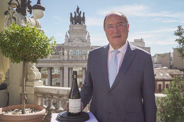 Presentación del vino