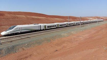 El AVE a la Meca empieza el jueves a dar servicio a pasajeros
