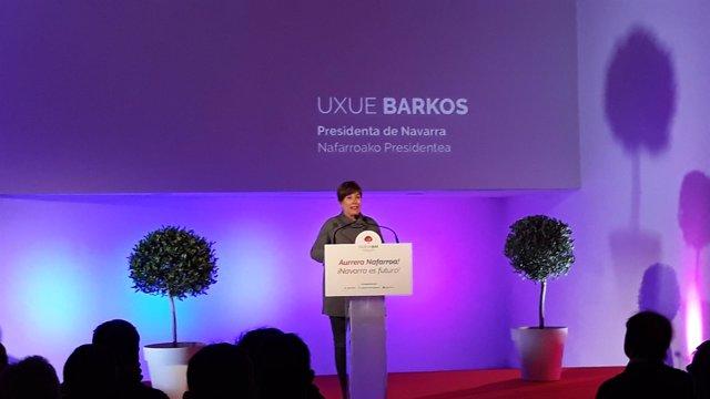 Uxue Barkos