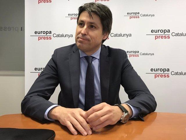 El presidente de SCC, José Rosiñol