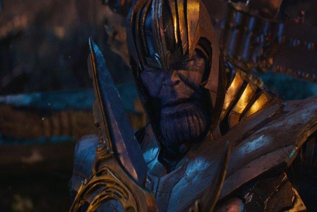 Thanos arma