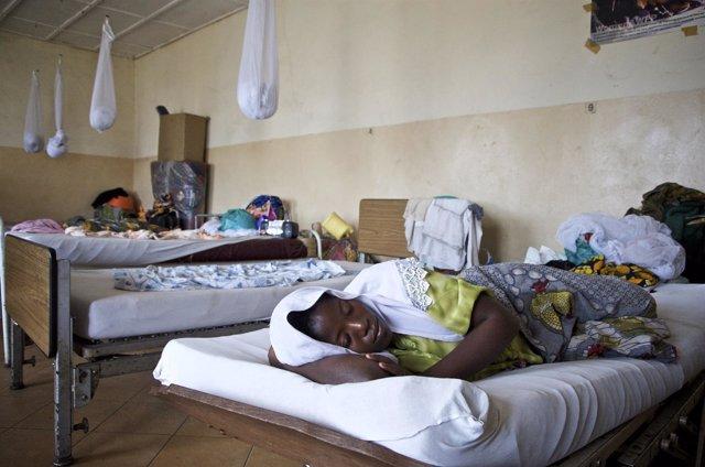 Violencia sexual en RDCongo