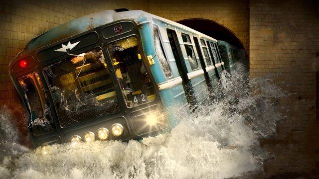 Fotograma de la película rusa 'Metro'