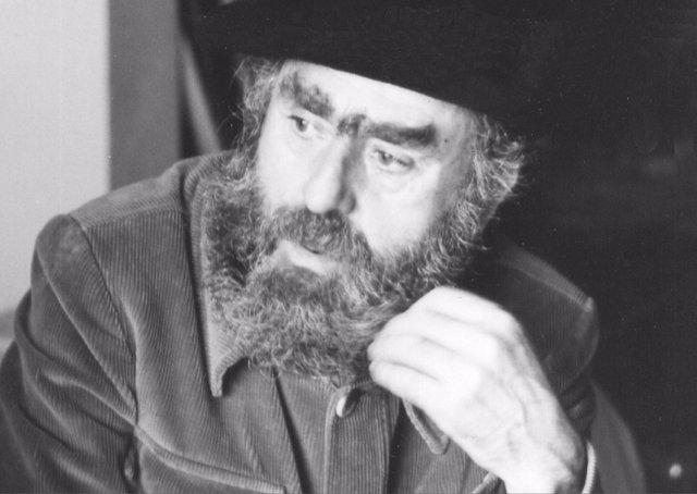El escritor vianés, Pablo Antoñana
