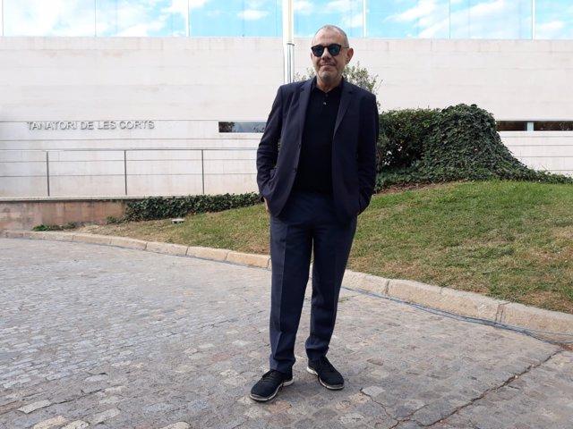El director teatral Lluís Pasqual
