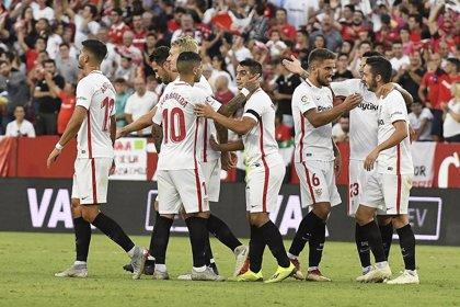 El Sevilla sigue al alza y se pone líder