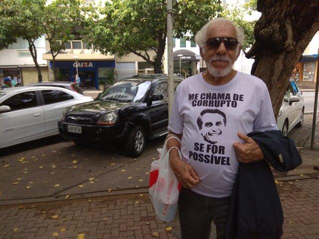 Votación brasil 2018