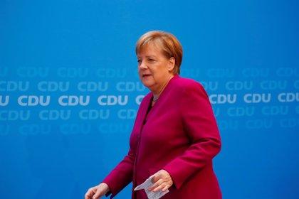 Los conservadores de Merkel descartan trabajar con el los ultraderechistas de Alterativa para Alemania