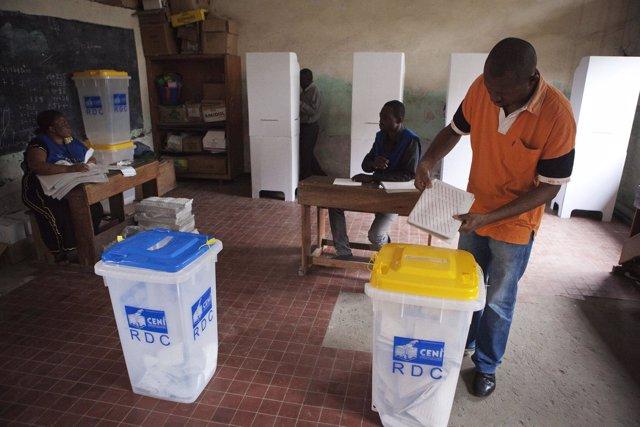 Elecciones En La República Democrática Del Congo