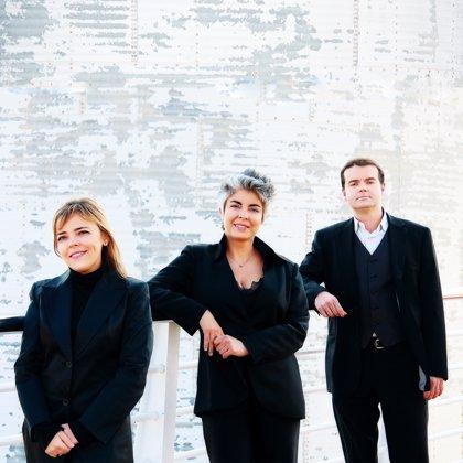 'Brouwer Trío' participa el próximo miércoles en el Ciclo 'Hojas de Álbum' con un concierto en la Diputación de Badajoz