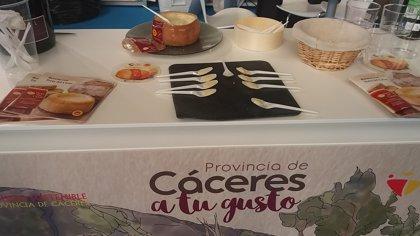 La DOP Torta del Casar acude de nuevo a 'San Sebastián Gastronomika'