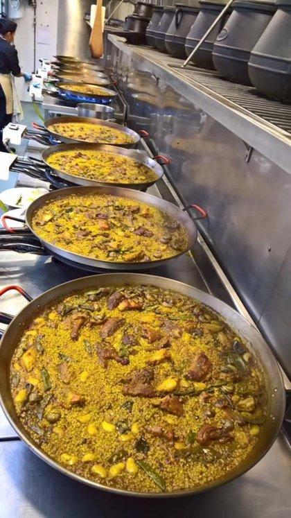 Un total de 20 restaurantes se suman a la nueva edición de la 'Ruta de la Paella y el arroz'