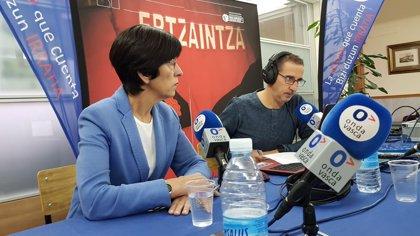 """Consejera vasca Interior pide limitar los efectivos de FSE en Euskadi a las """"competencias residuales"""" del Estatuto"""