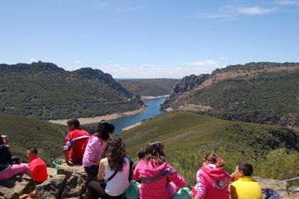 El Geocentro de Monfragüe organiza una ruta senderista por el festivo del 12 de octubre