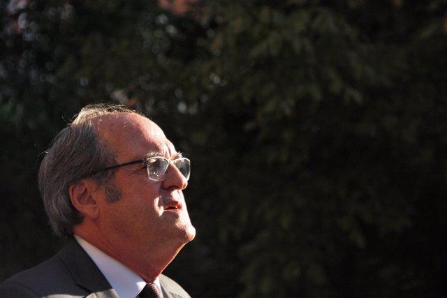 El portavoz socialistra en la Comunidad de Madrid, Iñaki Gabilondo