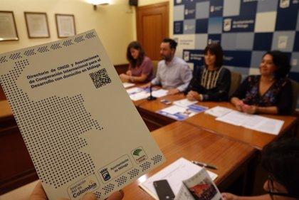 Crean el primer directorio con información de ONG con sede en Málaga que realizan proyectos de cooperación al desarrollo
