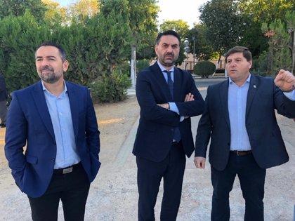 Junta adjudica 3 millones a pabellones deportivos en La Algaba, Villaverde del Río, Cenes de la Vega y Vegas del Genil