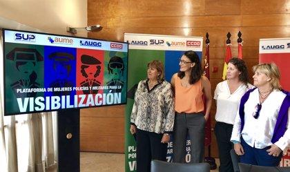 Nace en España la Plataforma de Mujeres Policías y Militares para su visibilización y conseguir la igualdad real