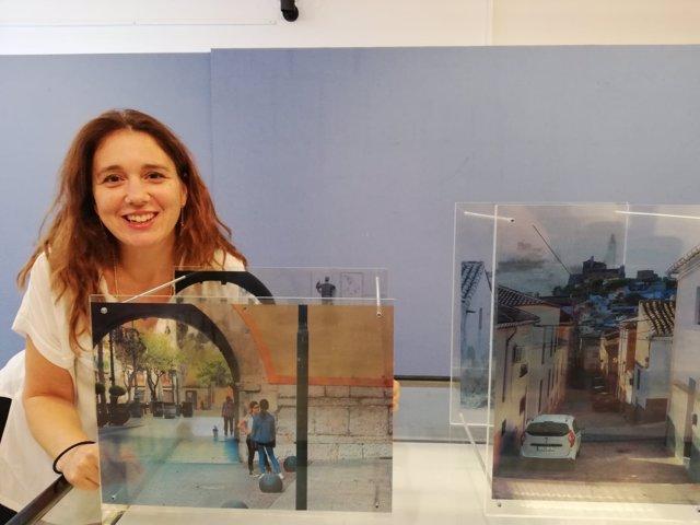 Imagen de la muestras 'La memoria indeleble' de Luz Bañón