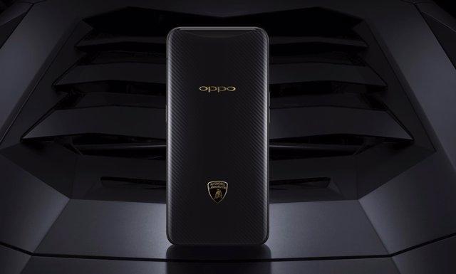 OPPO Find X Automobili Lamborghini