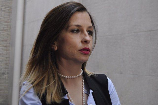 María Herrero, diputada del PAR