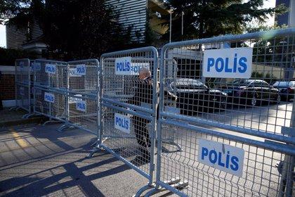 Turquía pide permiso para registrar el consulado saudí en busca del periodista desaparecido
