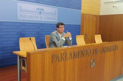 Cs también pide que Susana Díaz, Chaves y Griñán comparezcan en la comisión de investigación sobre la Faffe
